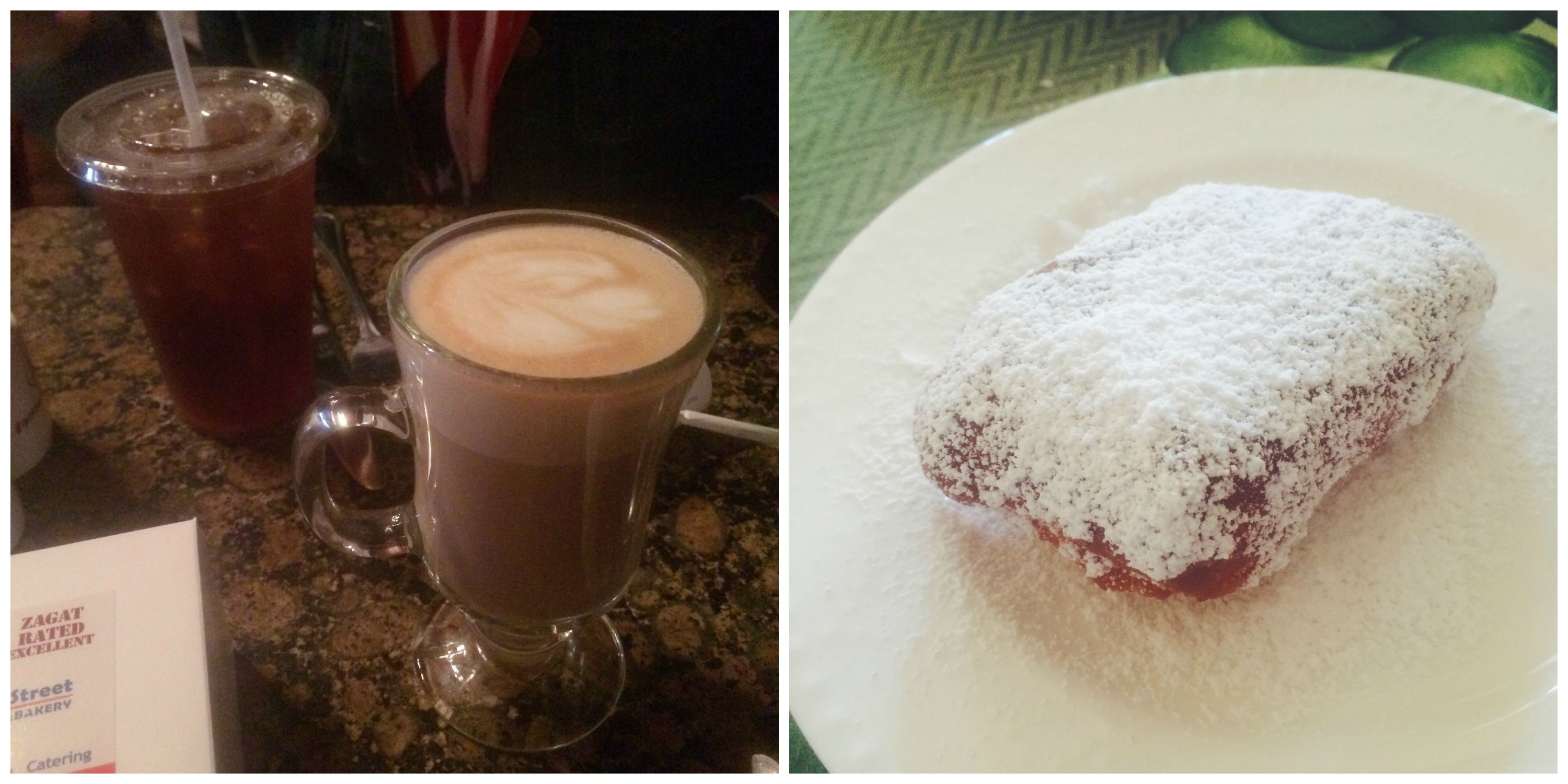 Coffee Dates + Beignets