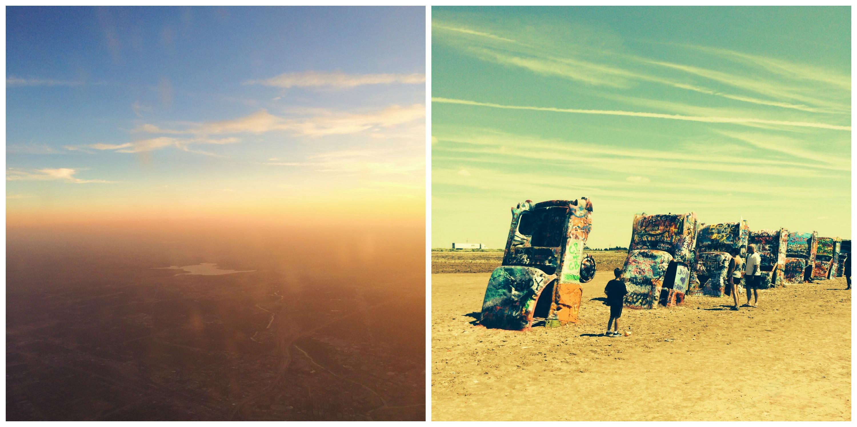 Amarillo / Cadillac Ranch