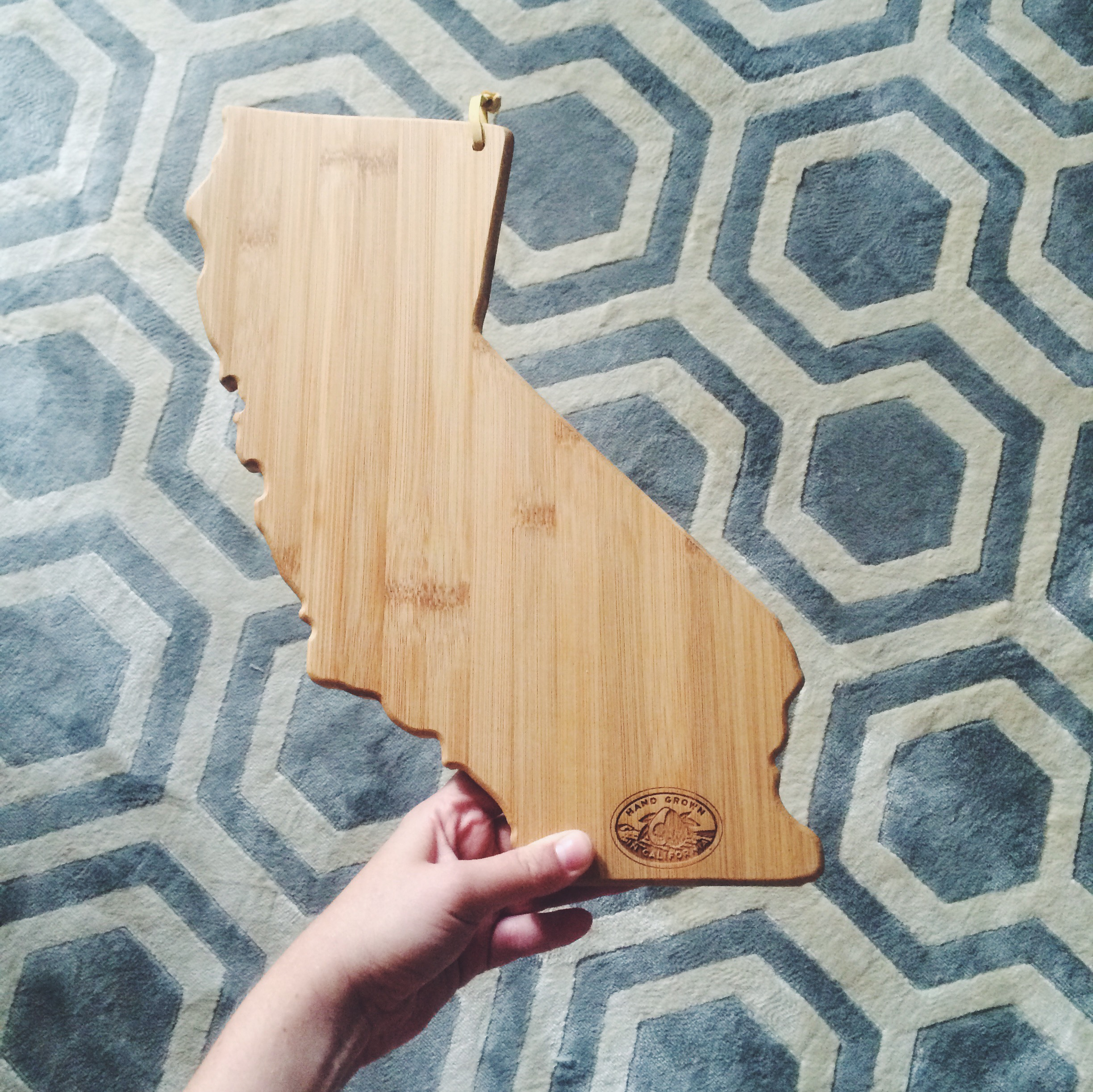 CA Cutting Board