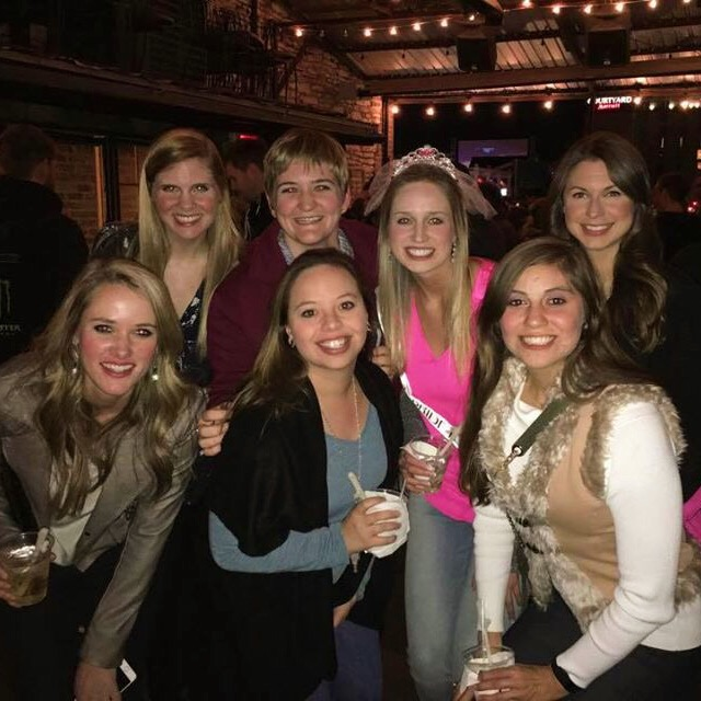 Katlyn's Bachelorette Party