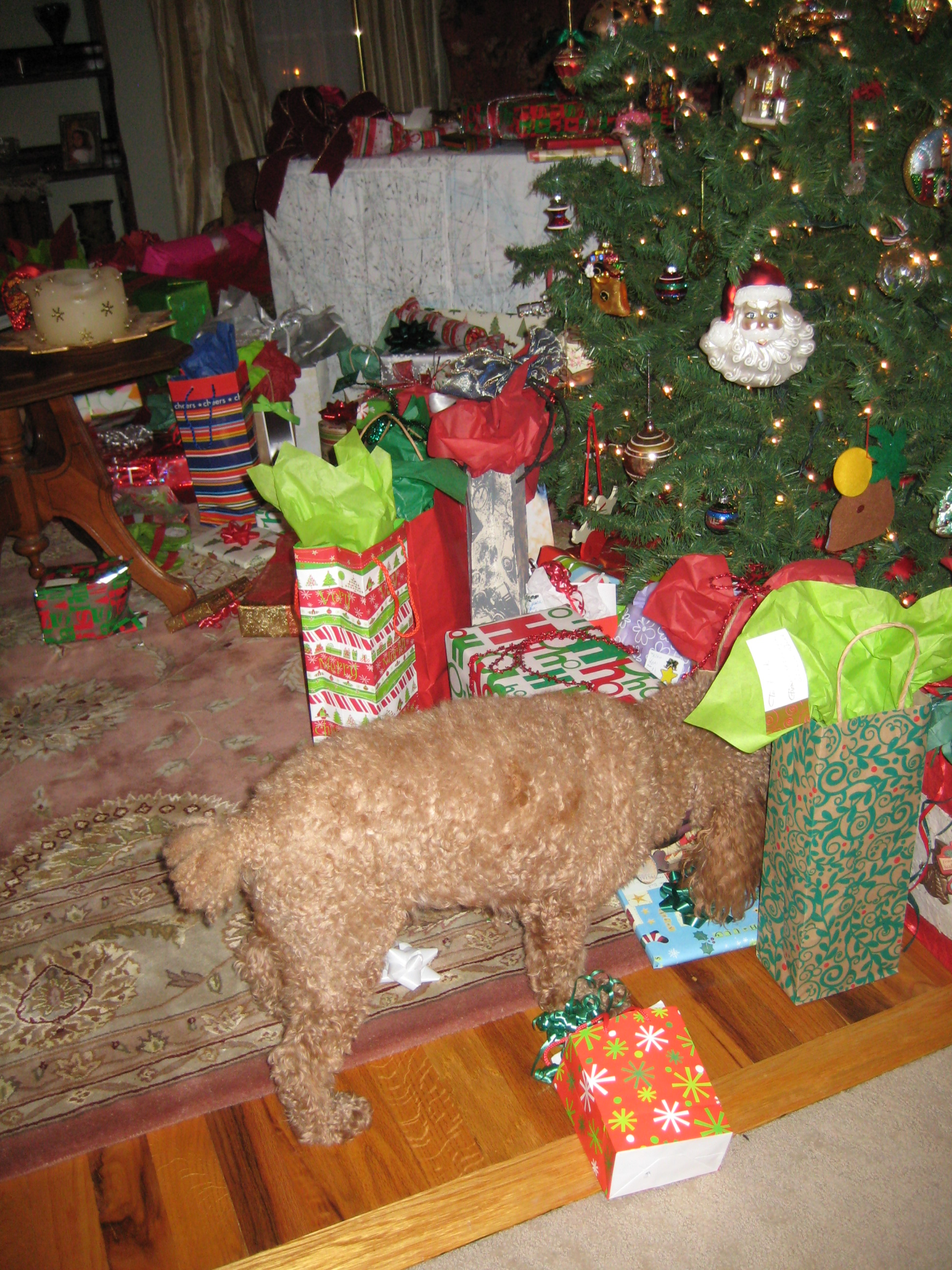Picking Out Presents