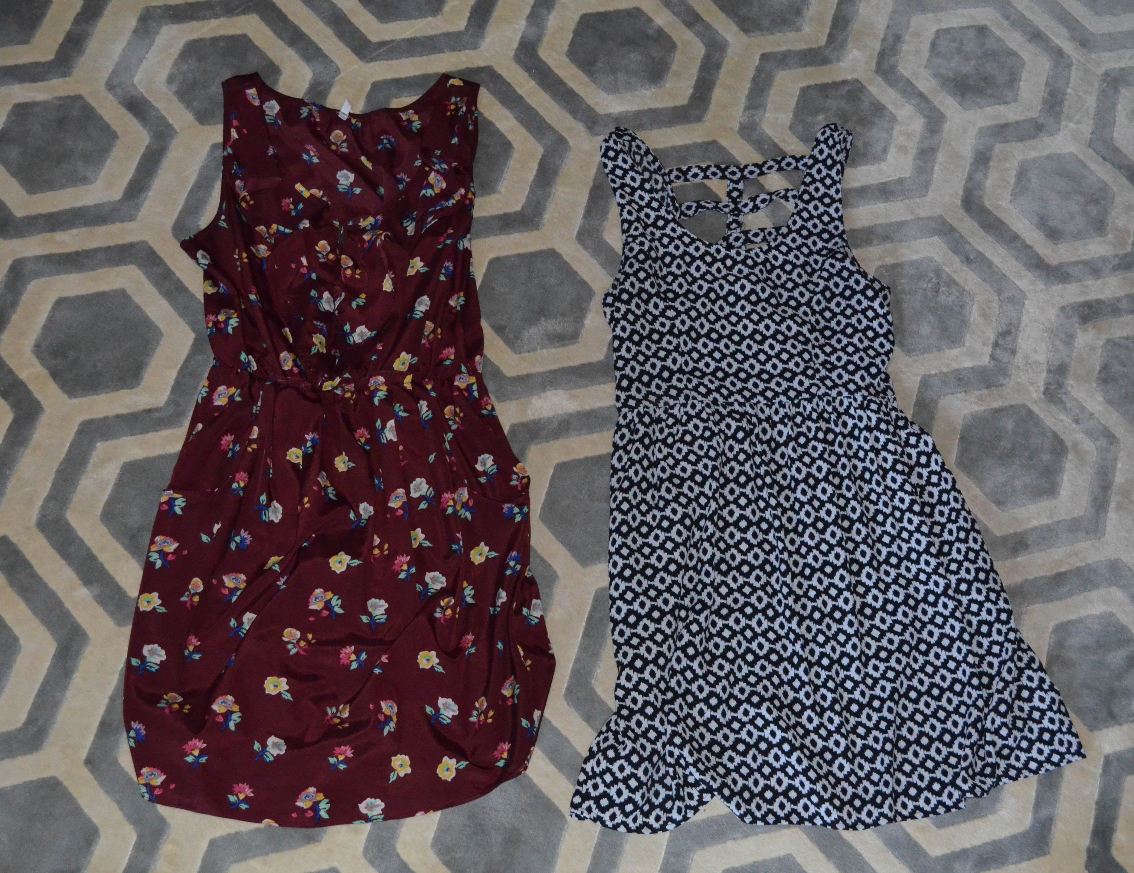 What I Packed: Dresses