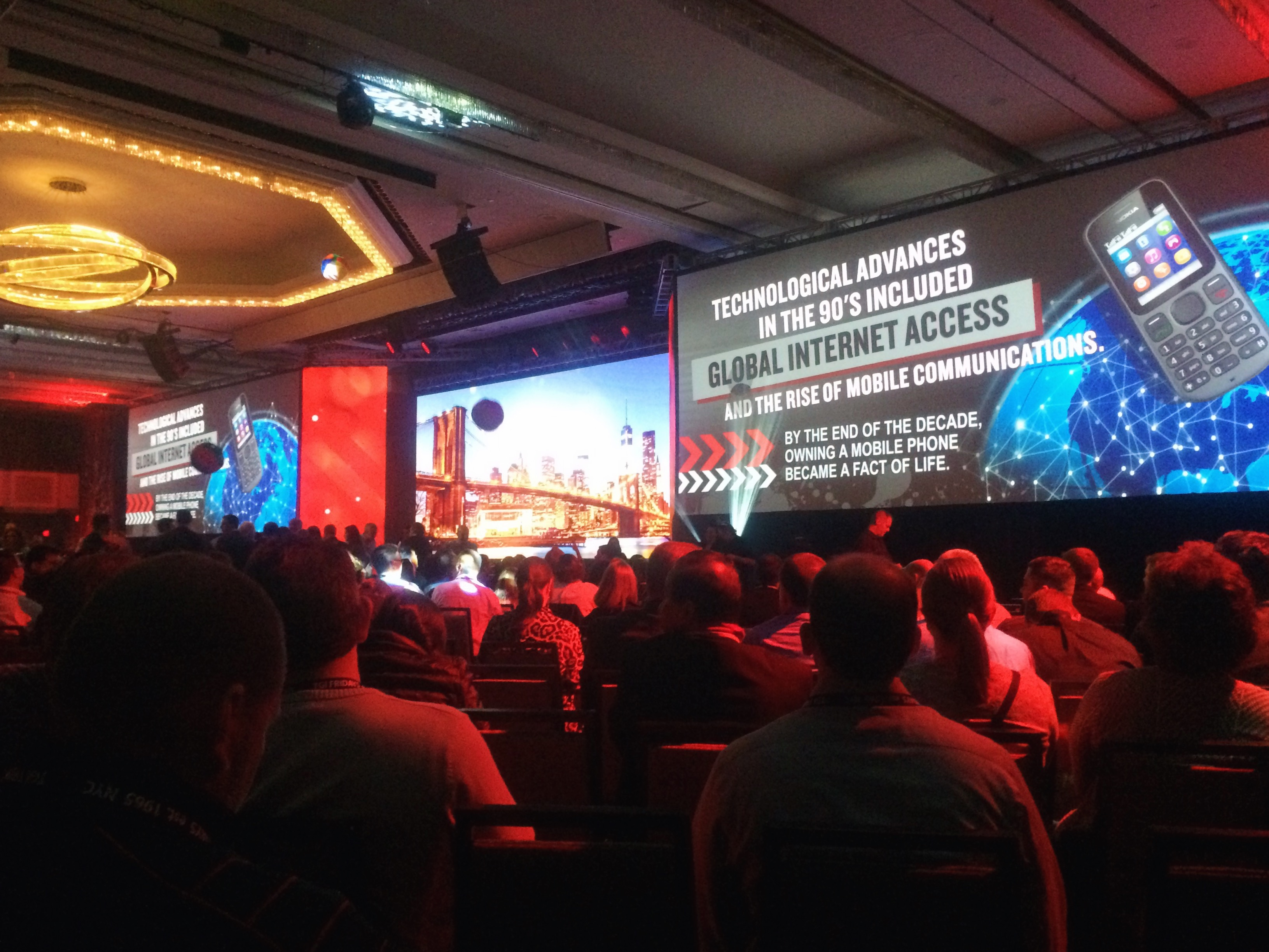 Welcoming General Session
