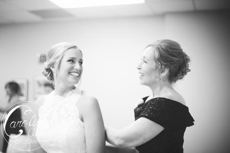 Bride + Mother of the Bride
