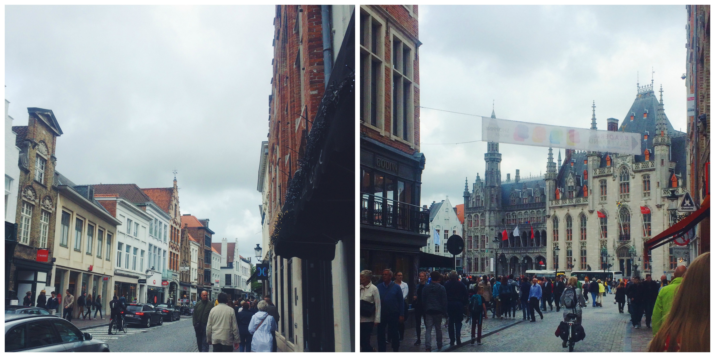 The Town of Bruges
