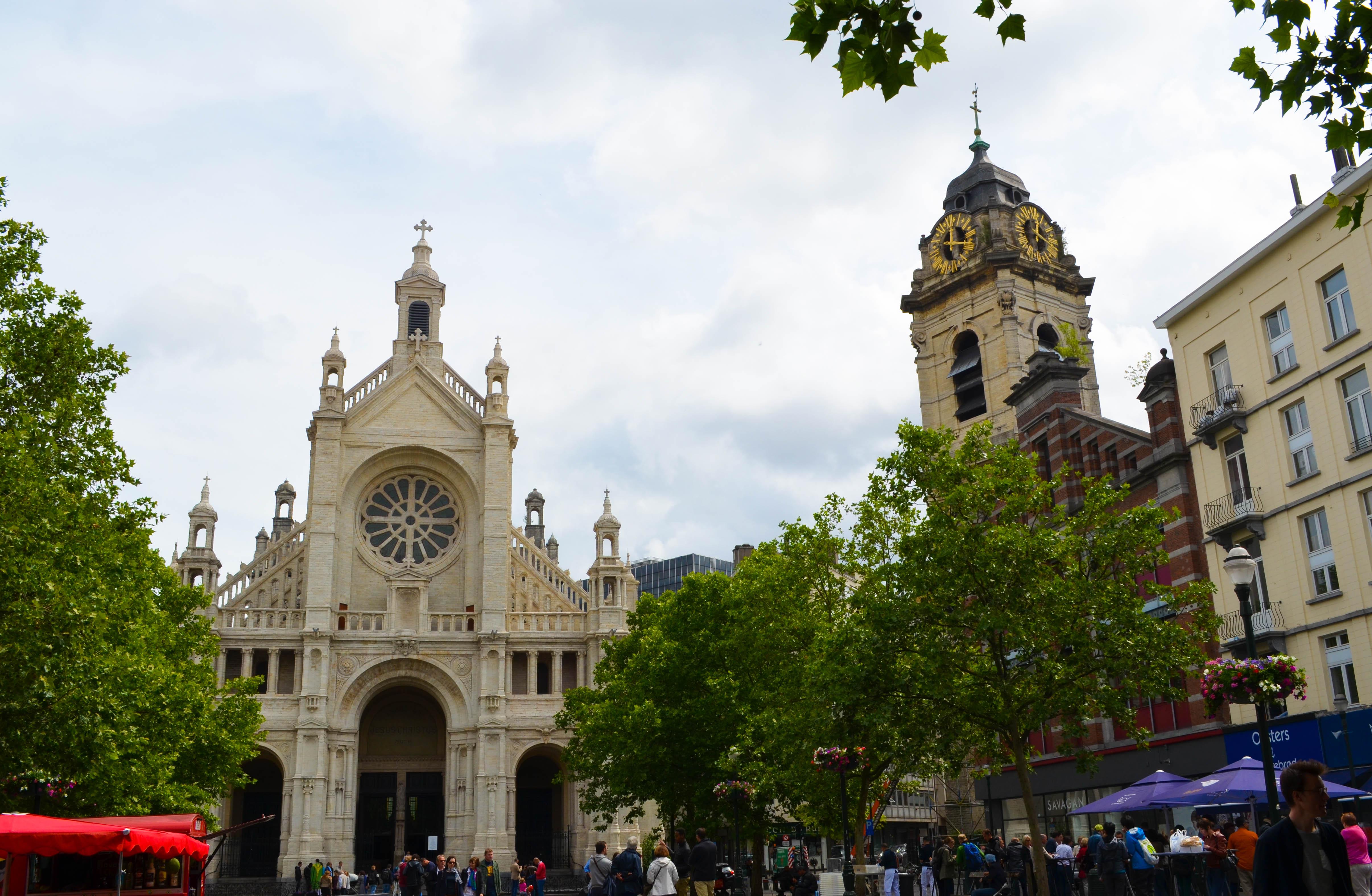 Sainte-Catherine Square