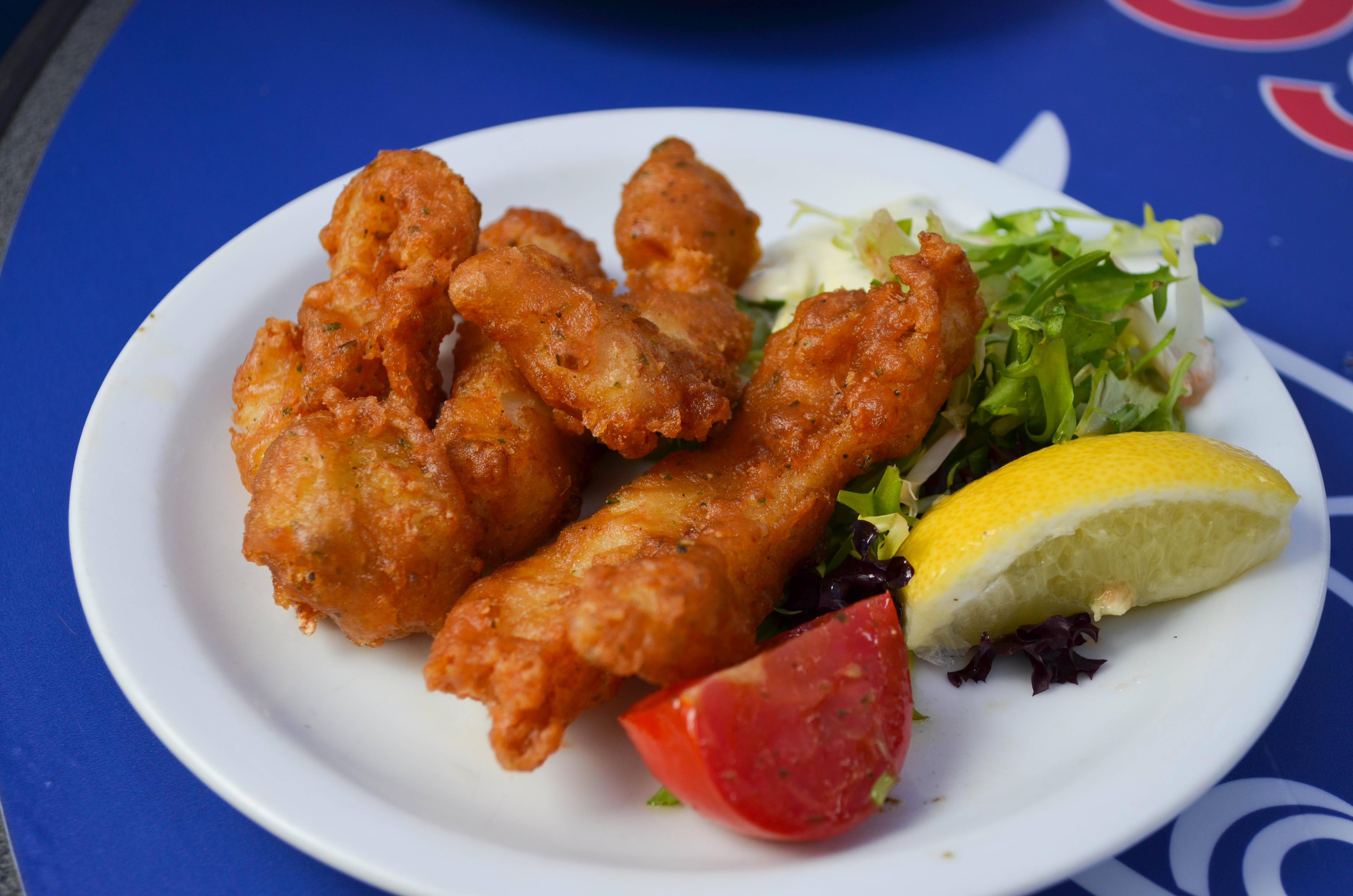 Fish from De Noordzee