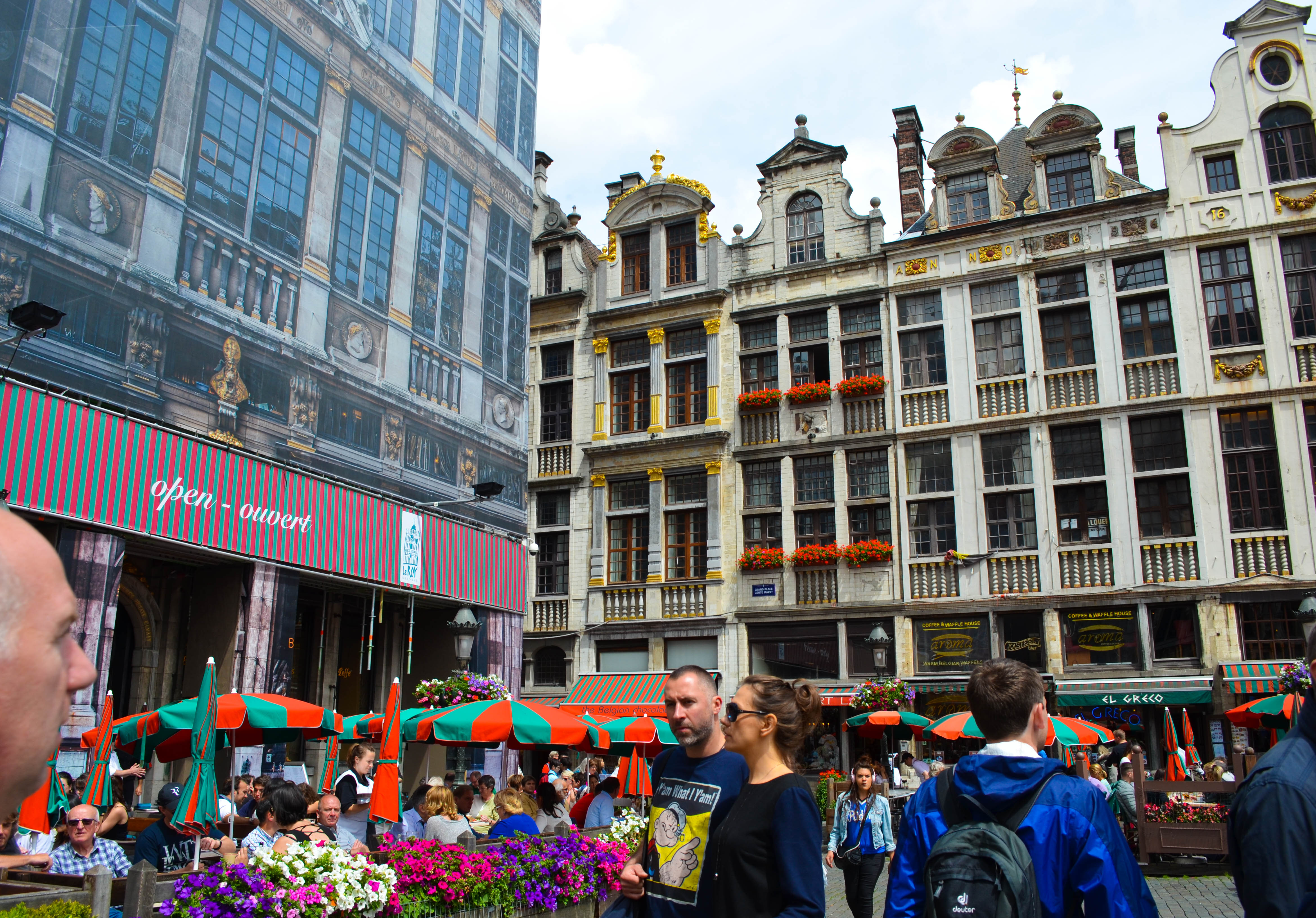Grand-Place of Brussels