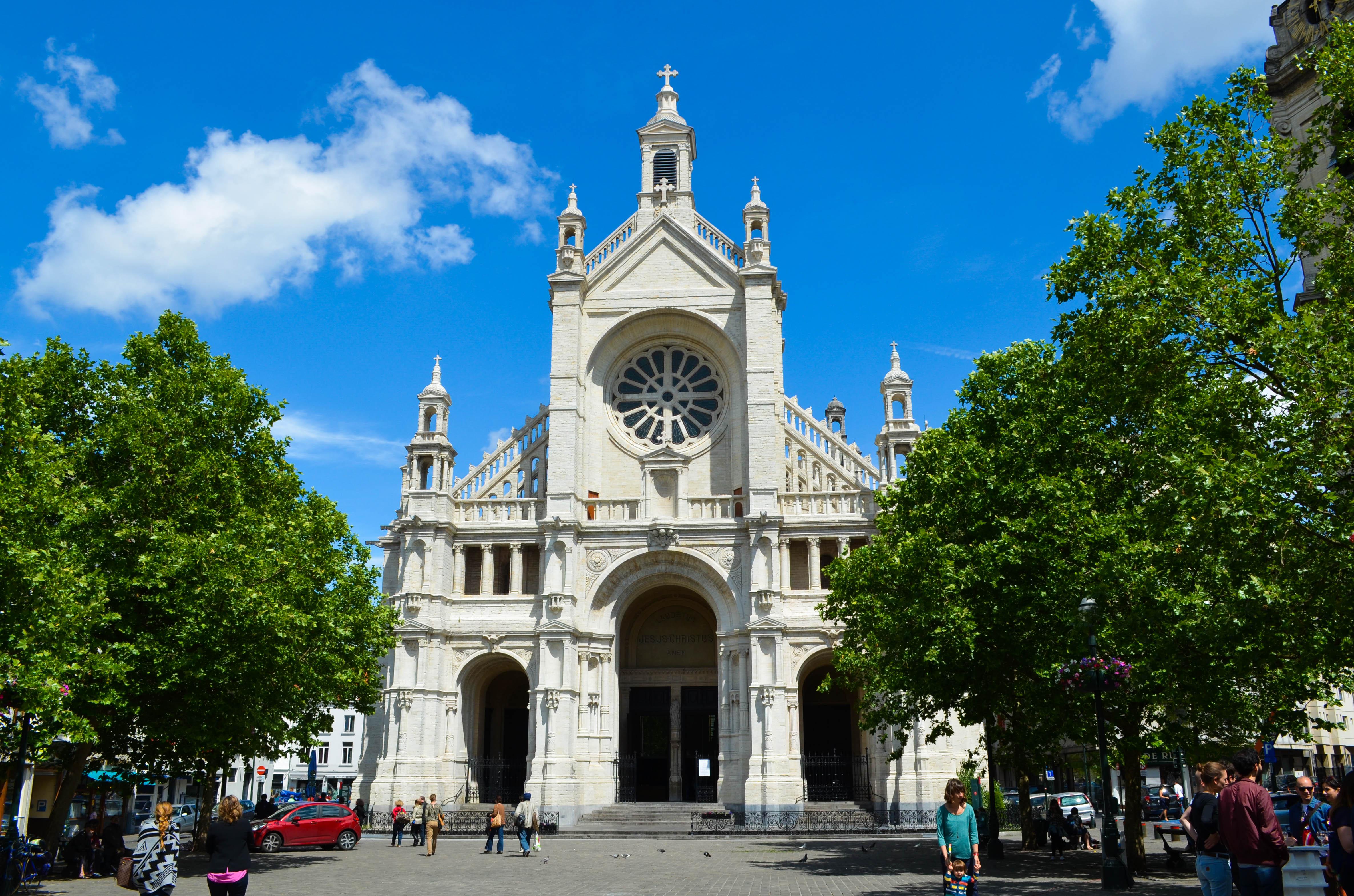 Sainte-Catherine Church