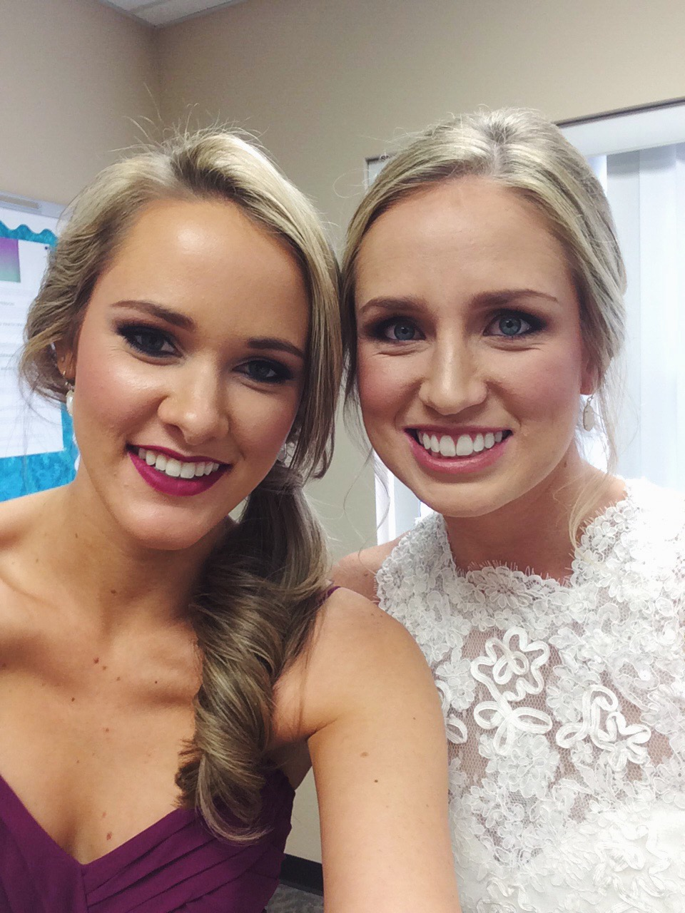 Selfie with the Bride