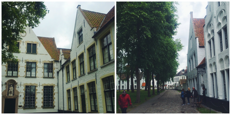 The Benguinage of Bruges