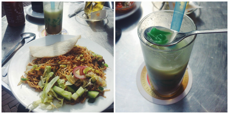 Indonesian Food in Amsterdam