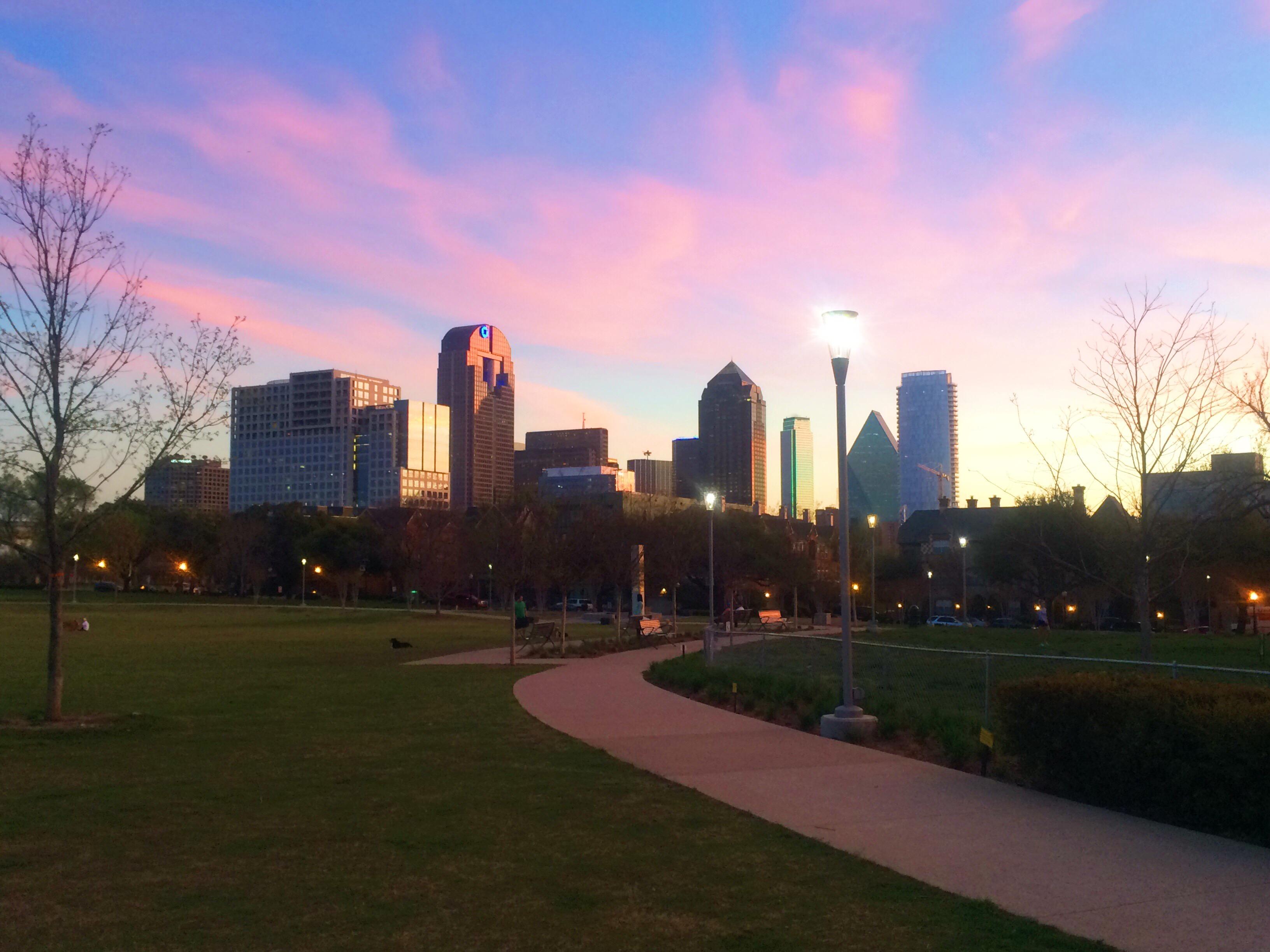 Dallas Sunset