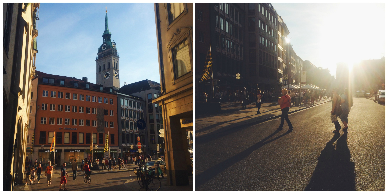 City Centre of Munich