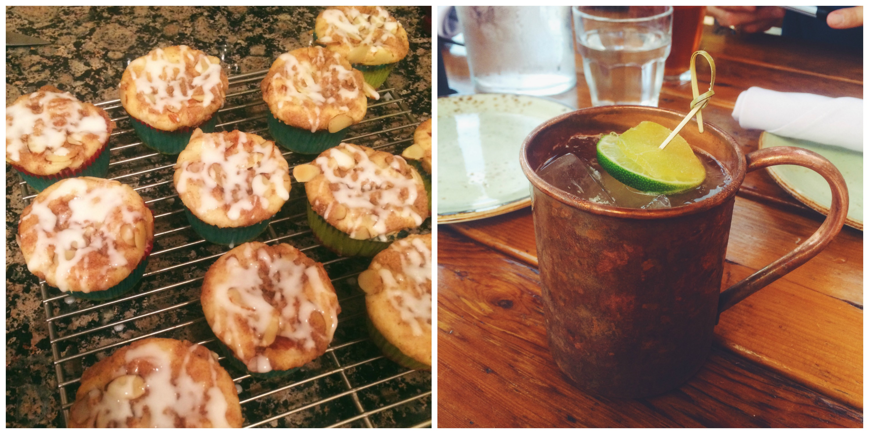 Muffins + The House Mule