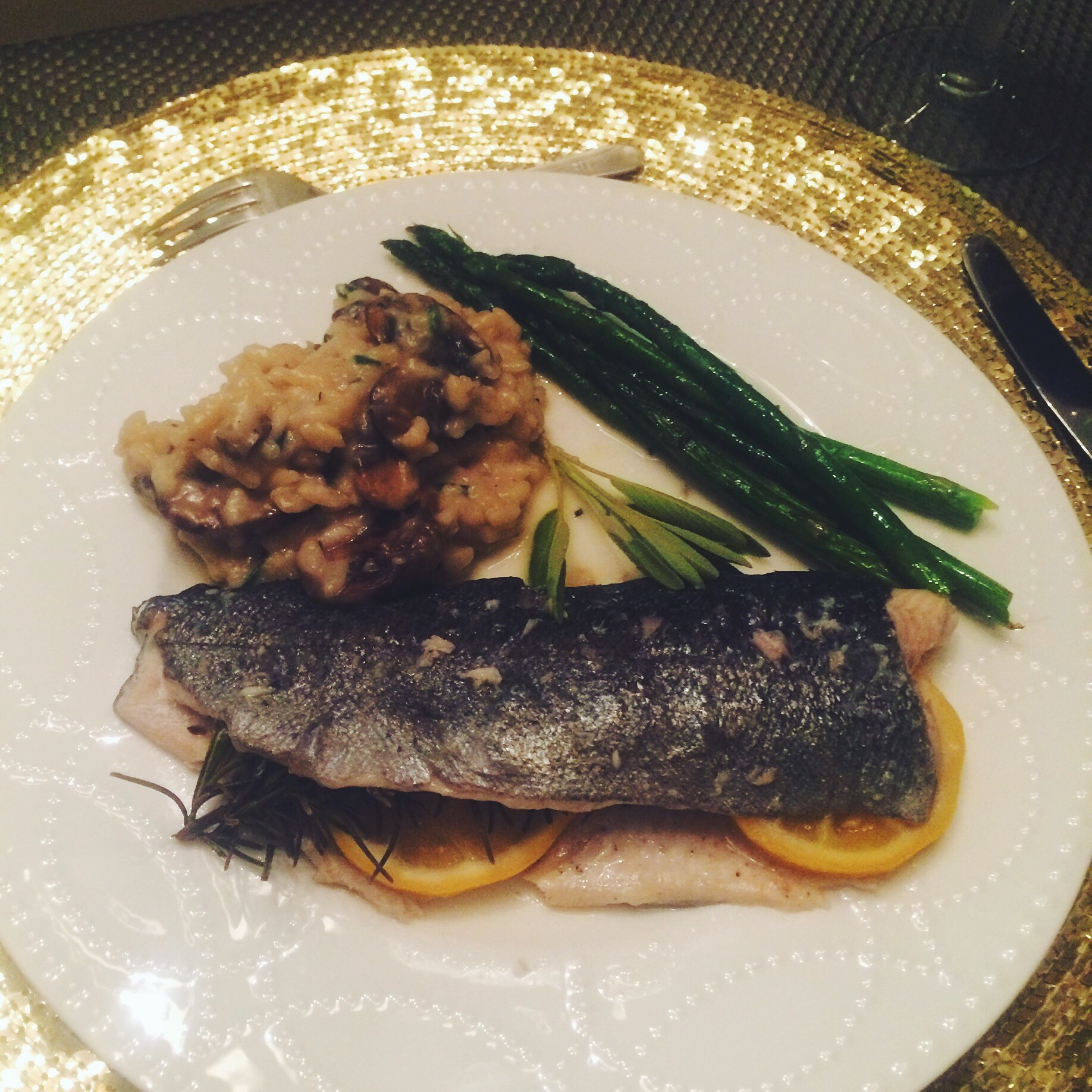 French-Inspired Dinner