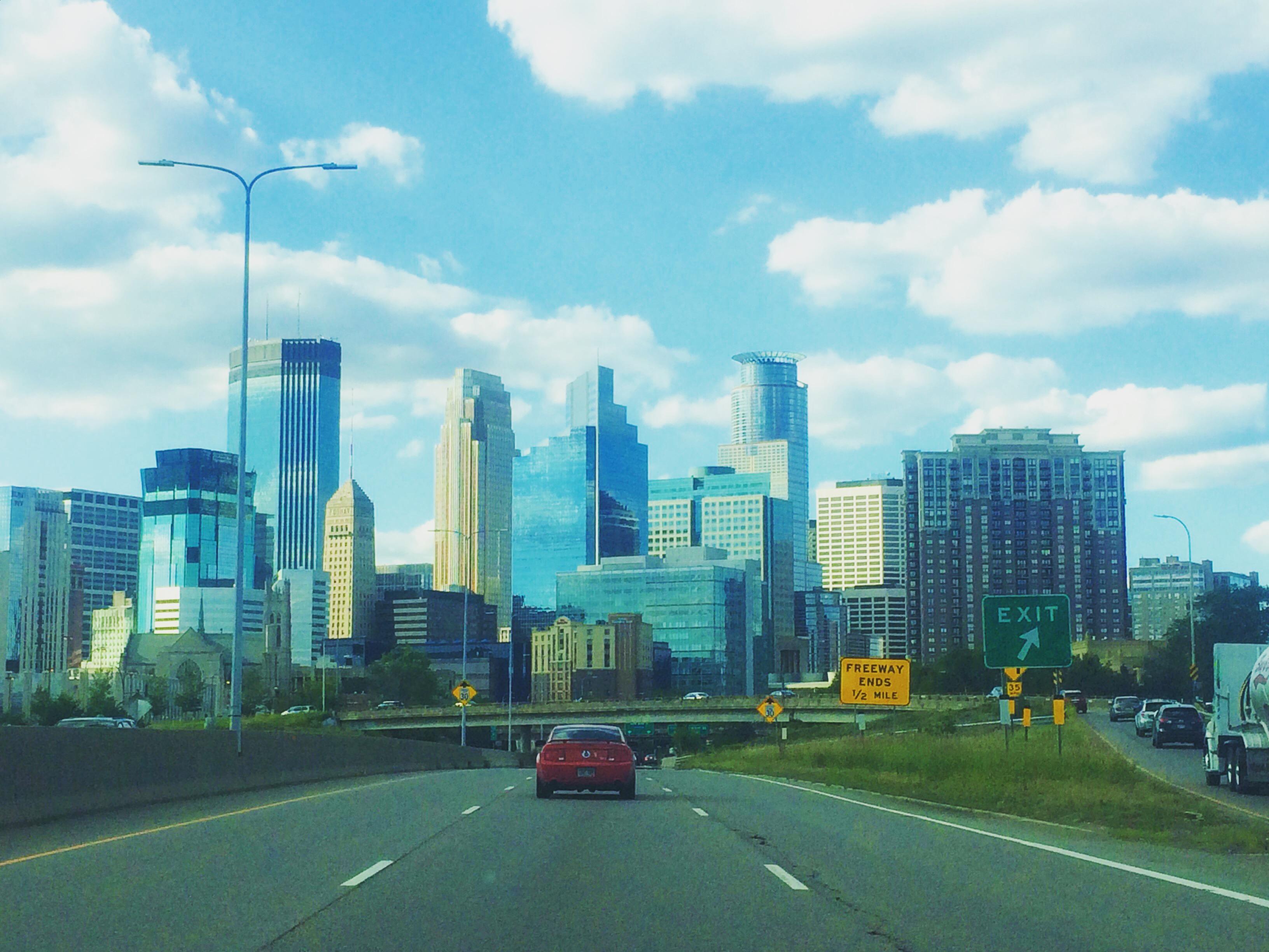 Hello Minneapolis!