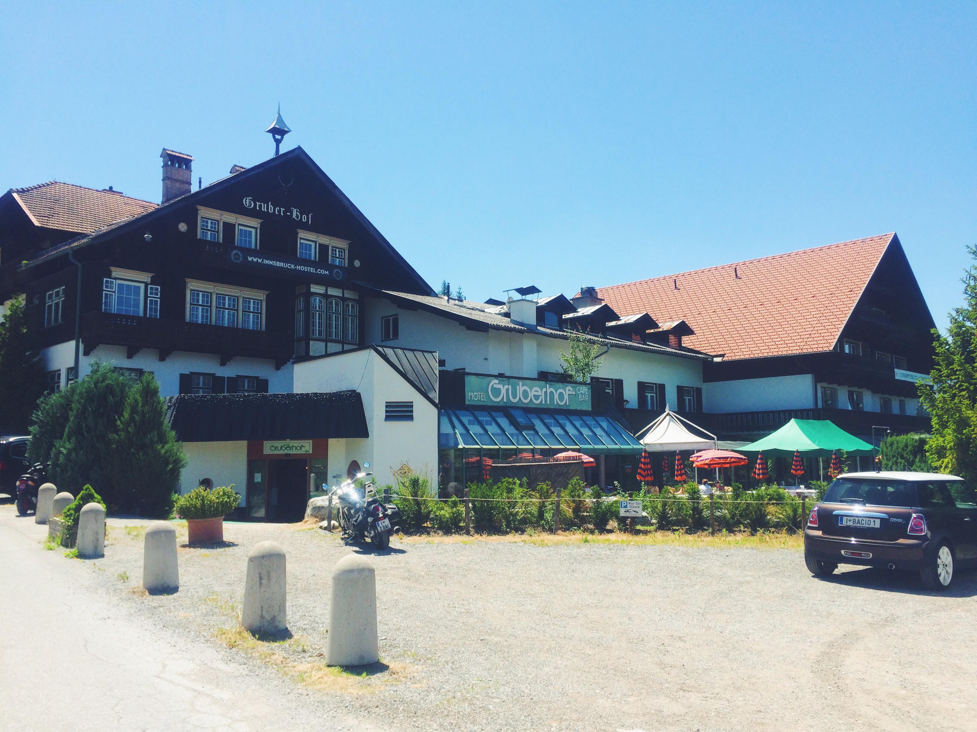 Hotel Gruberhof in Igls