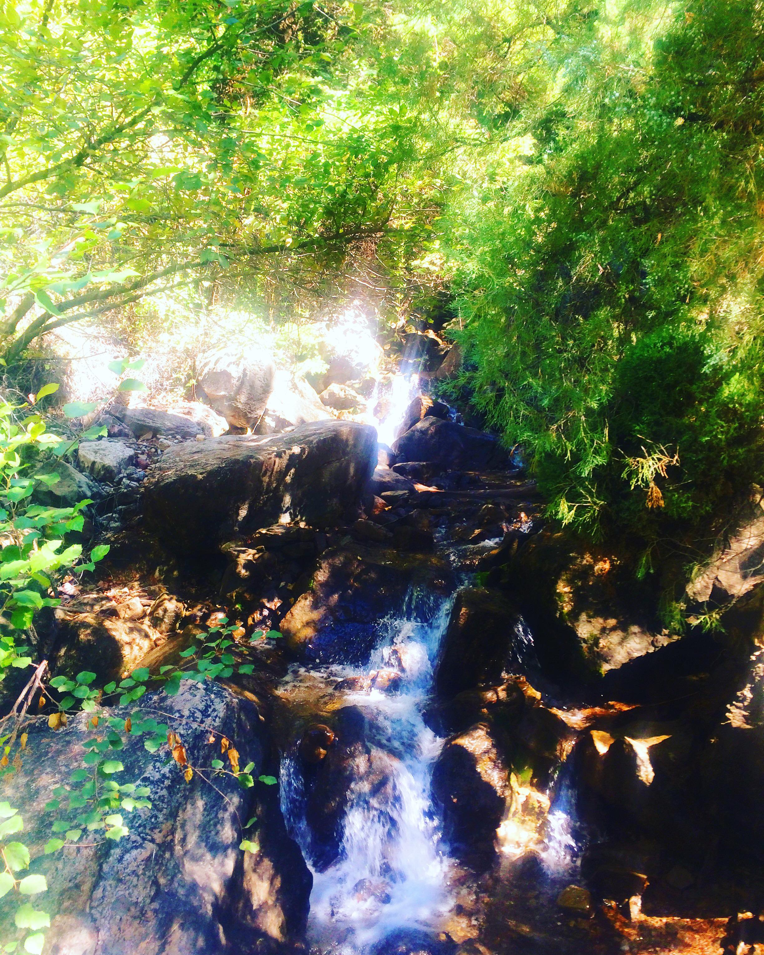 Hike to Hanging Lake