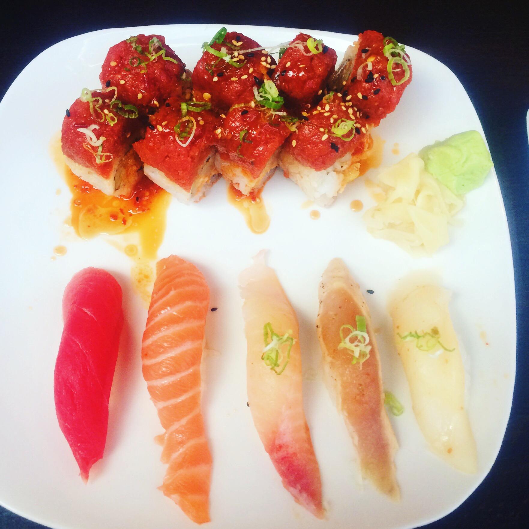 Sushi in Loveland