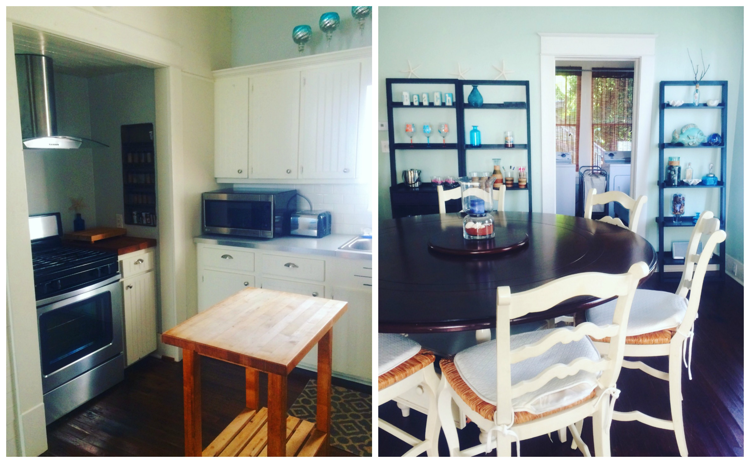 Kitchen + Dining Room