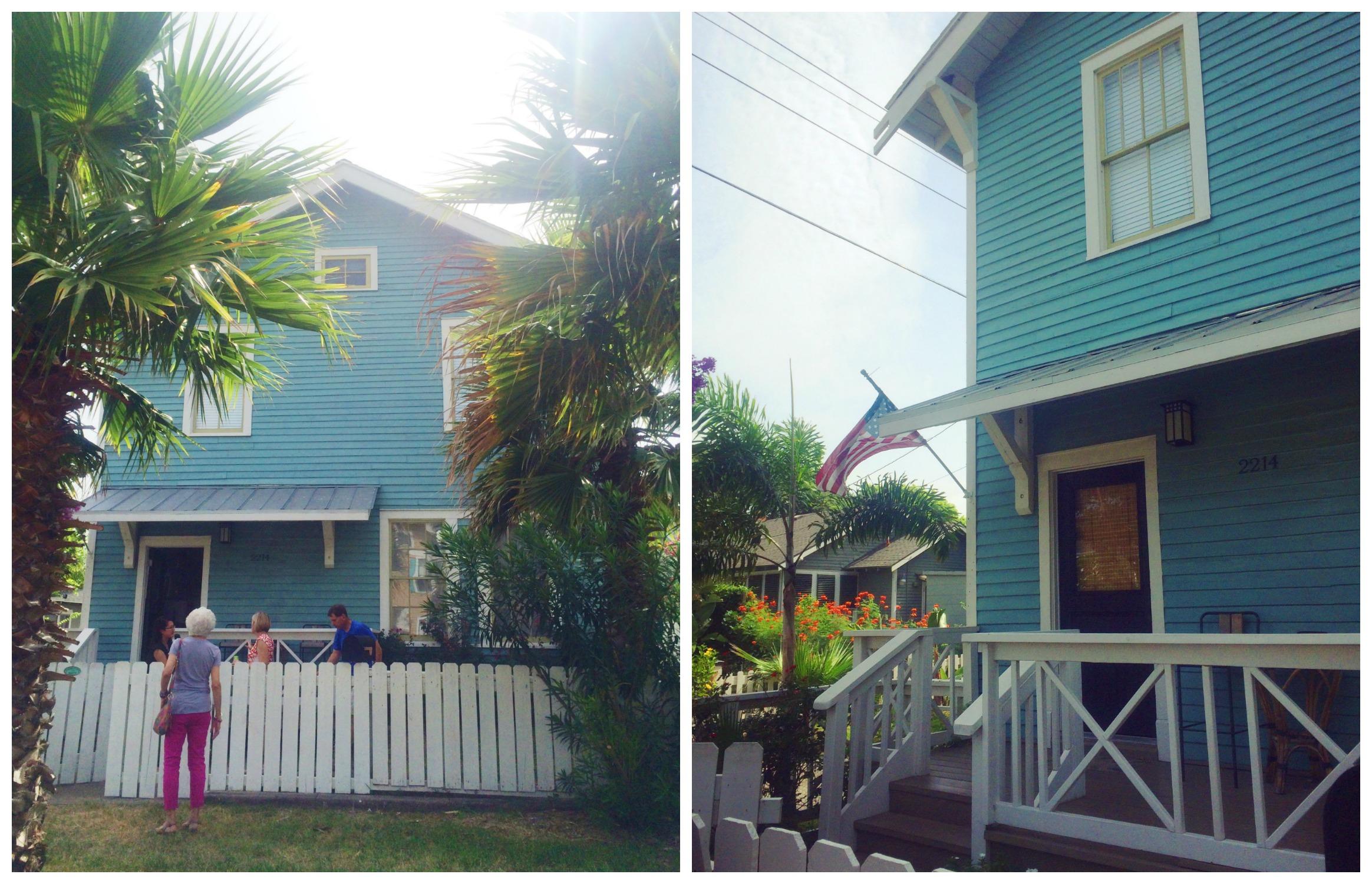 Our Beach House in Galveston