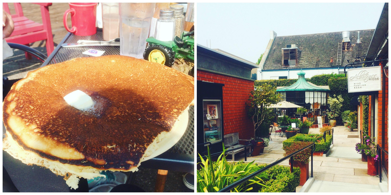 Loulou's Pancakes & Carmel