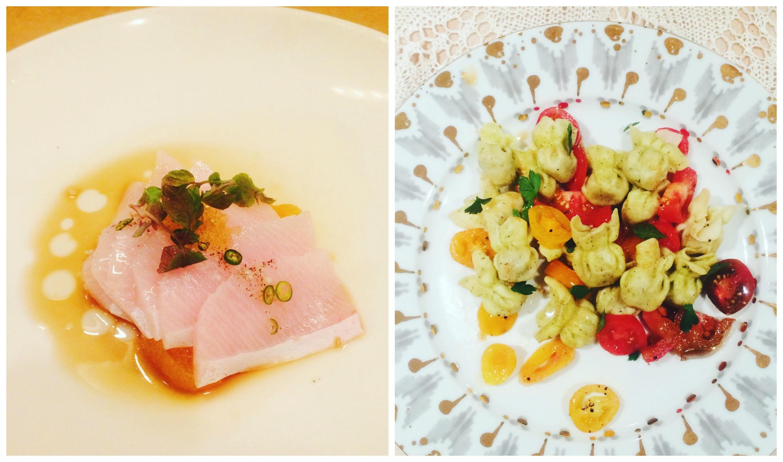 Uchi + Homemade