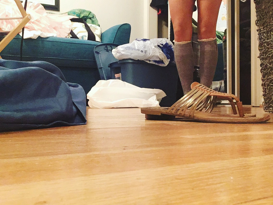 Confessions of a Messy Girl