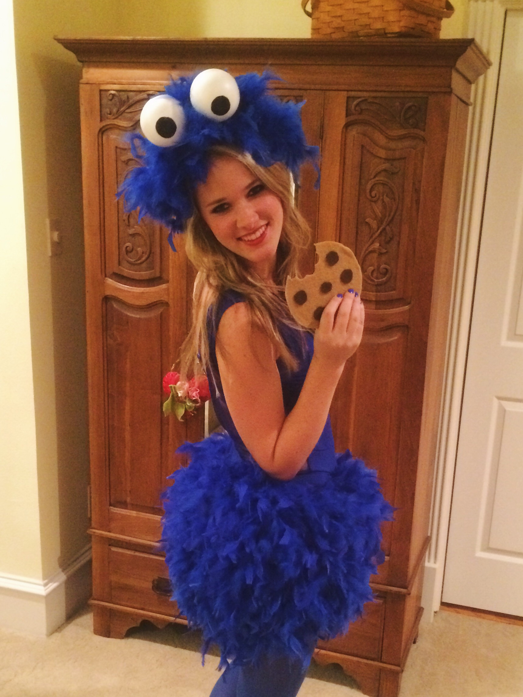 Ms. Cookie Monster