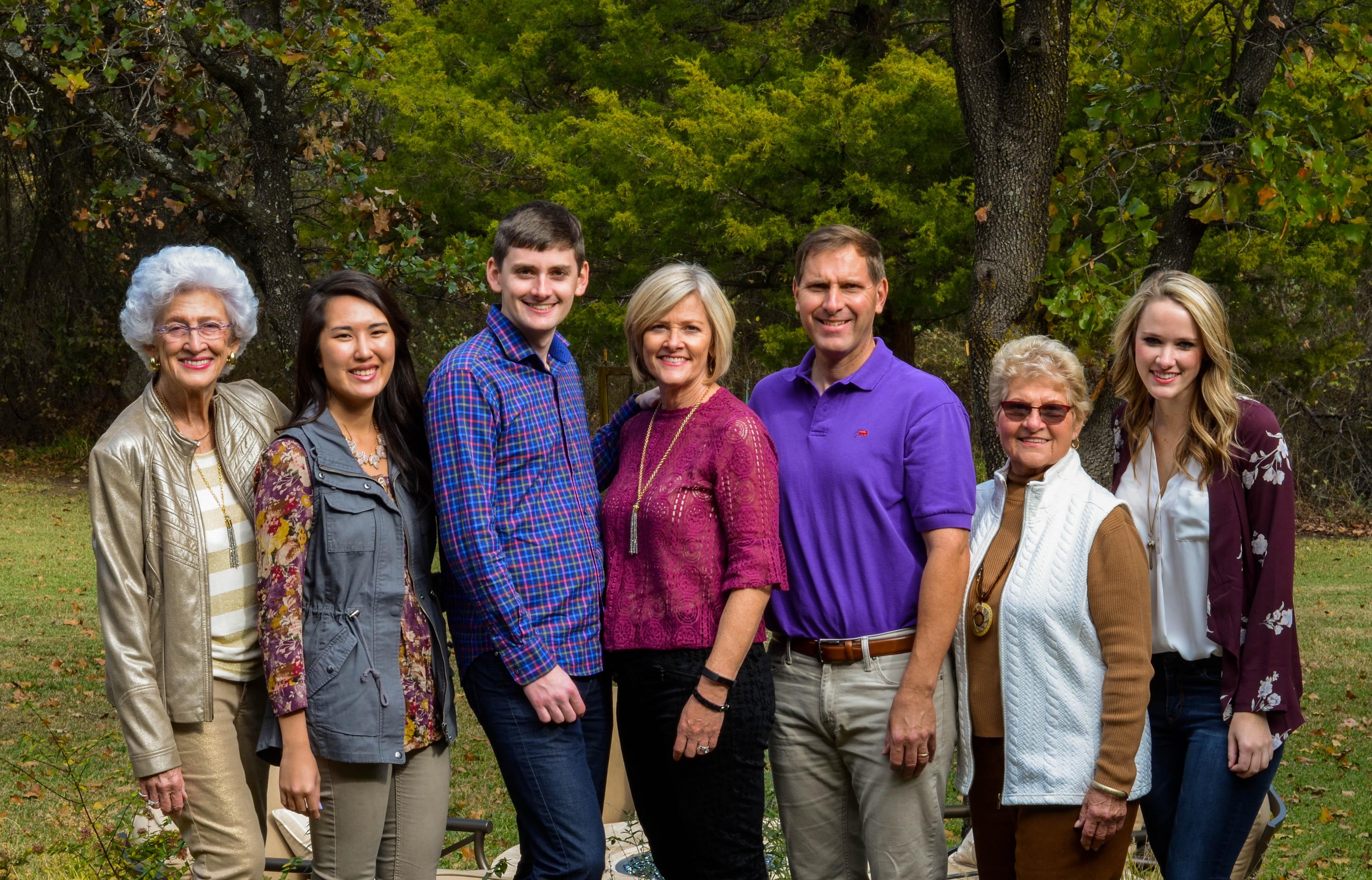 Family Photo 2016