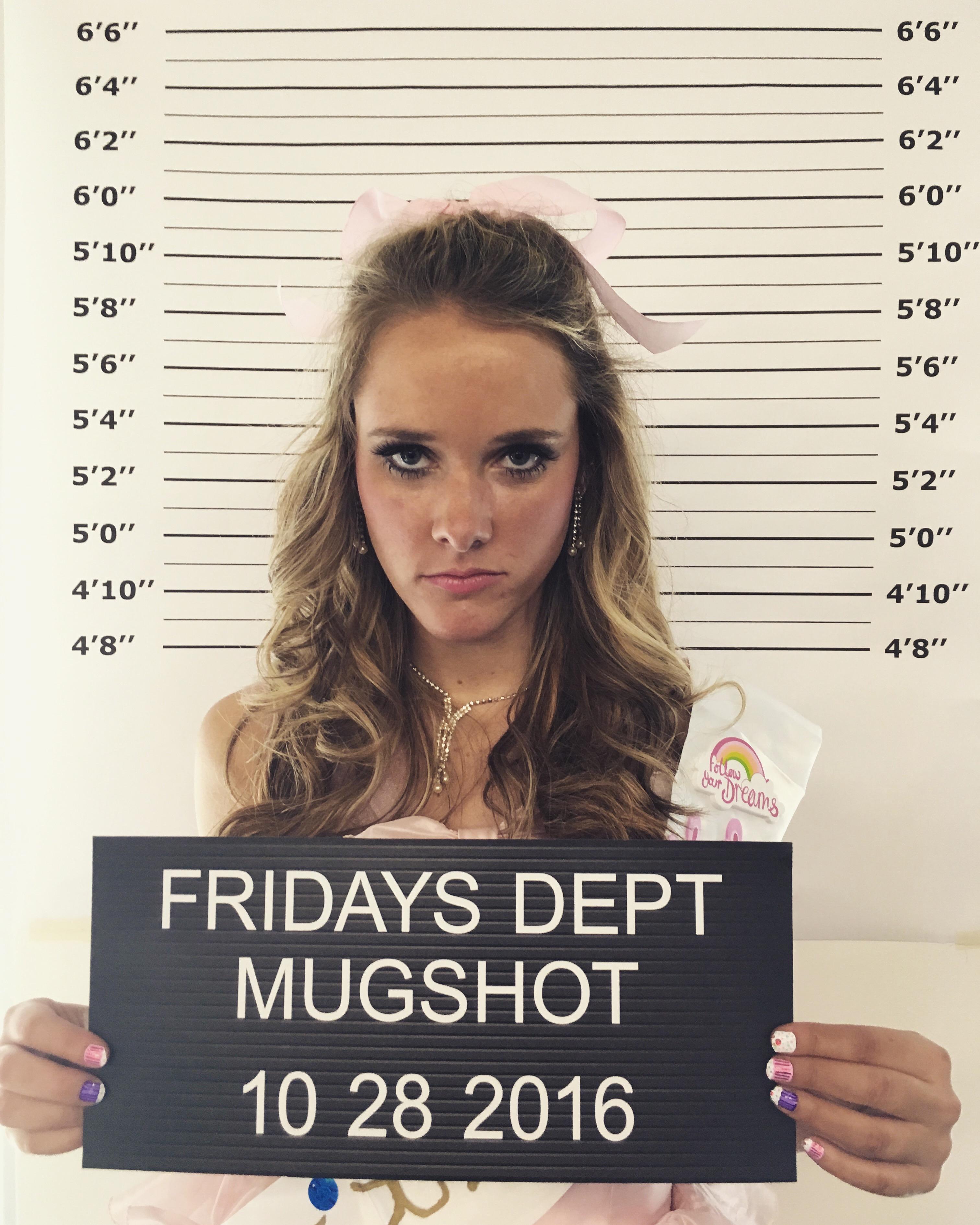 Fridays Mugshot