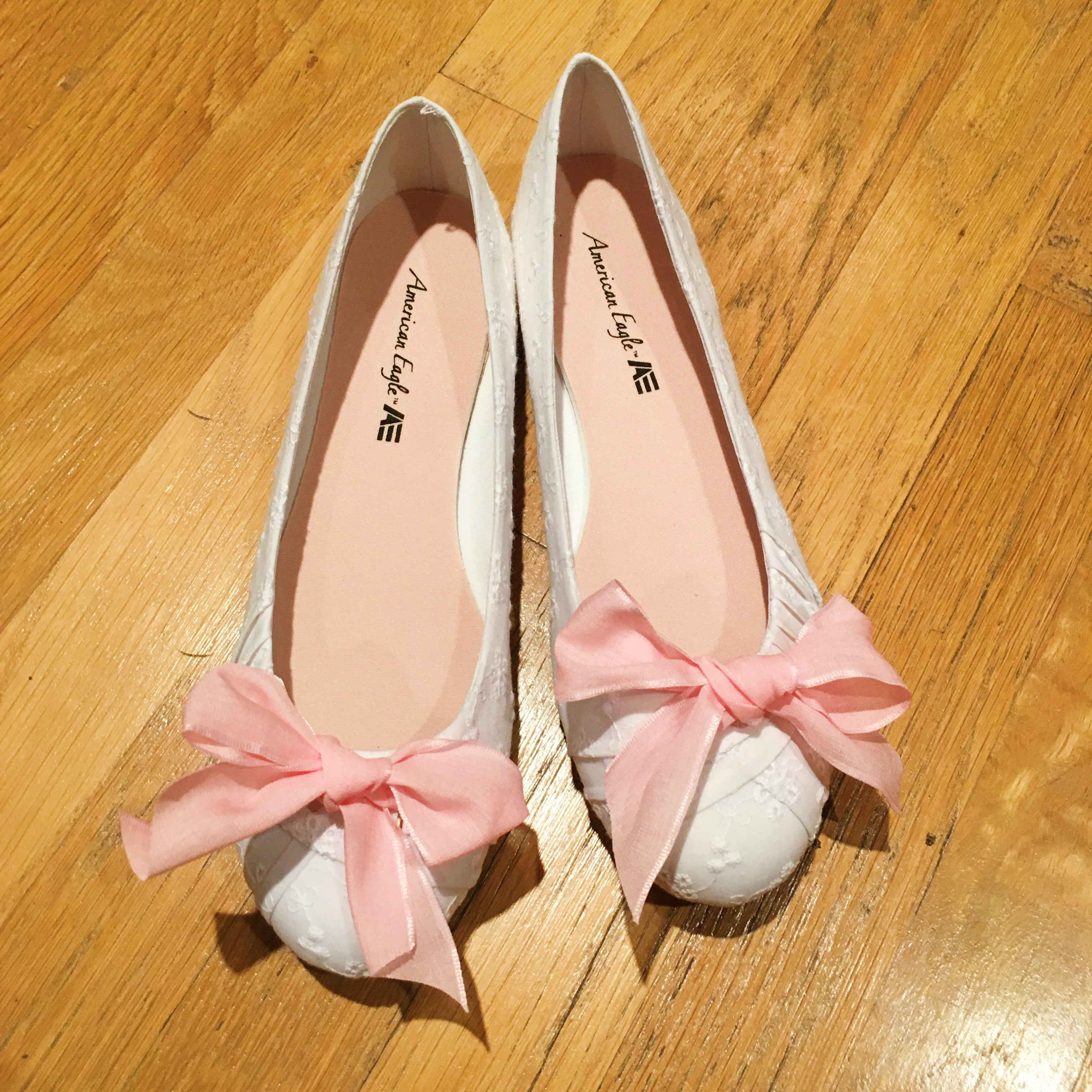Shoes with Bows!