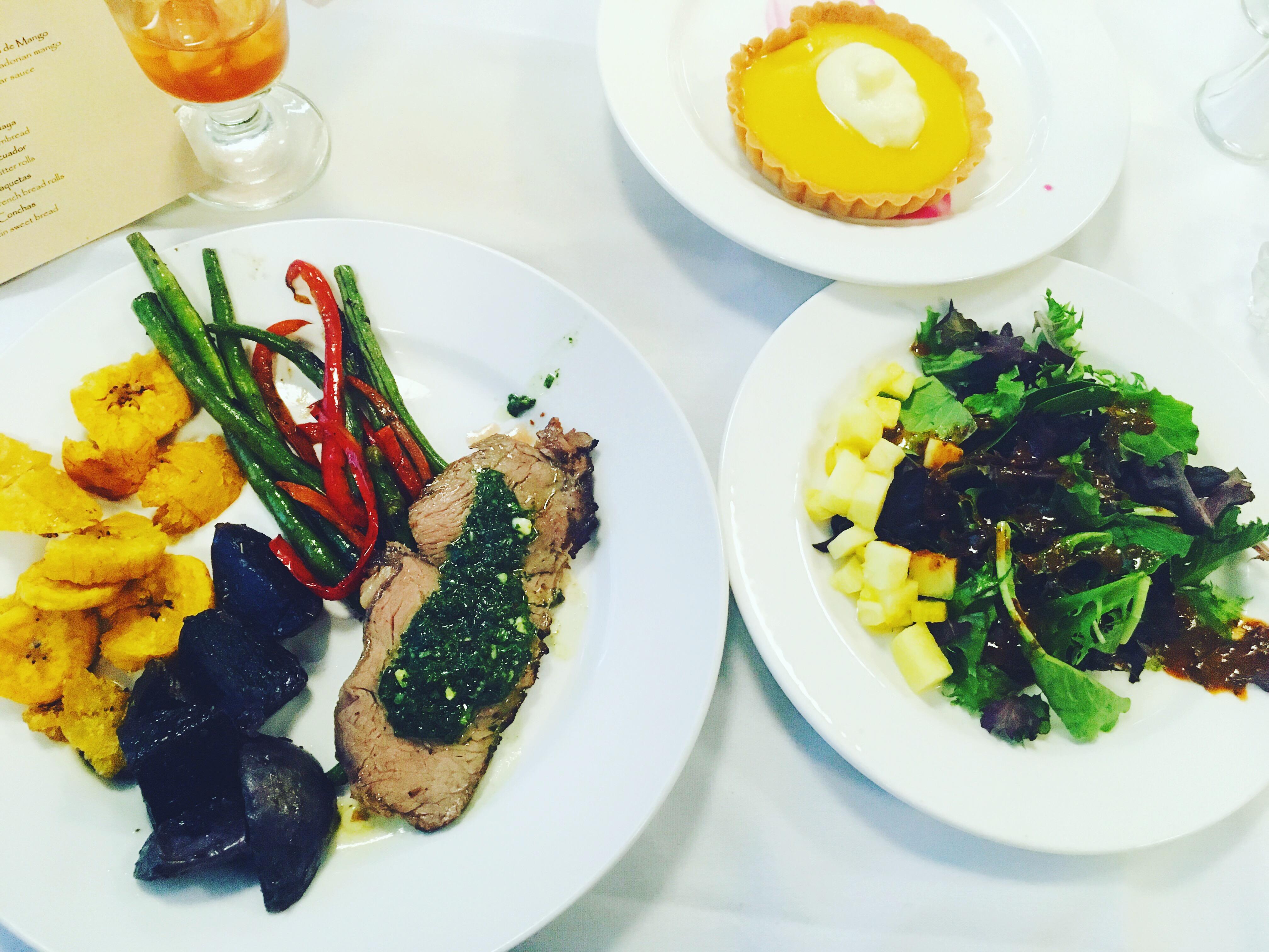 Argentina Dinner
